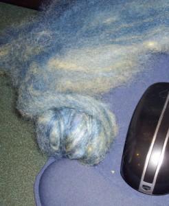 Wool dryer ball 3