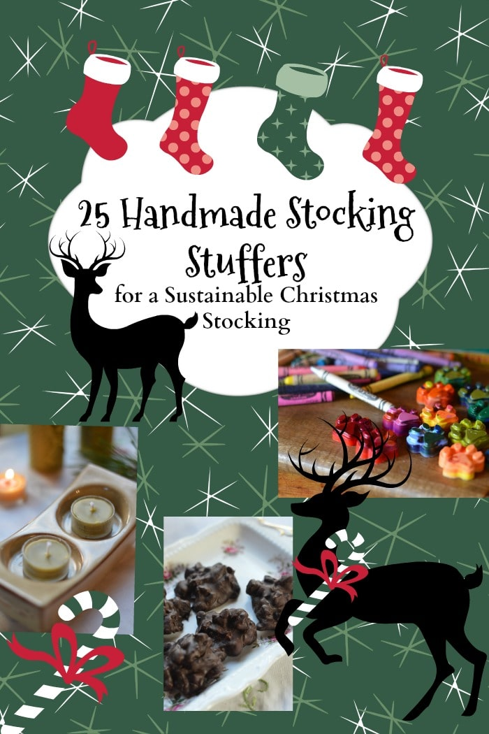 25 quick to make gifts for sustainable stocking stuffers