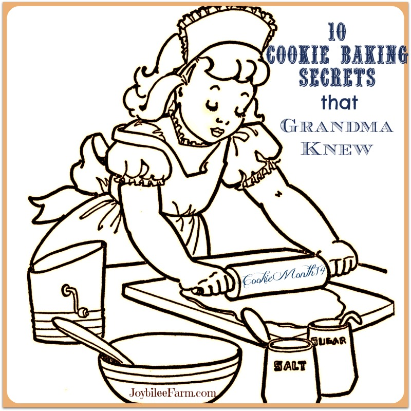 10-Cookie-Baking-Secrets