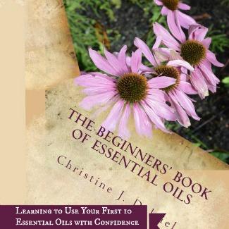 Beginners Book of Essential Oils 350 x 350