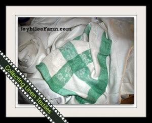 Collecting Linen Textiles