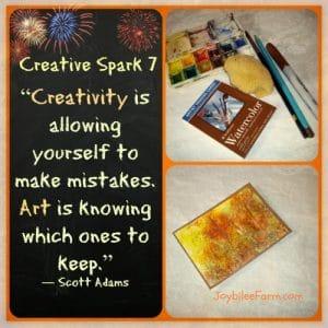 Creative Spark 7