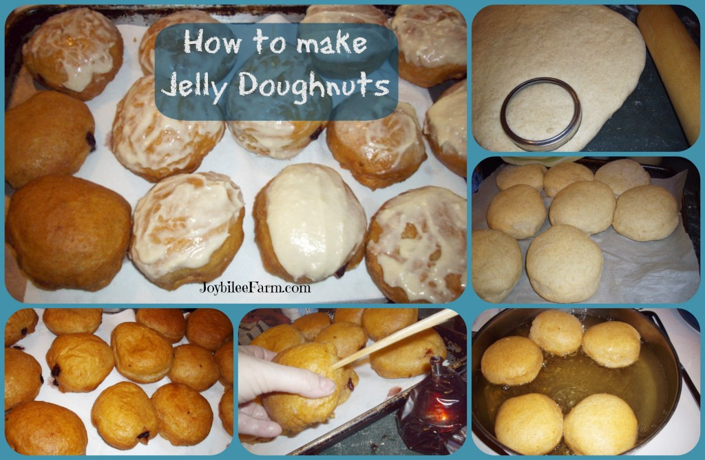 The mystery of the Jelly Doughnut solved.