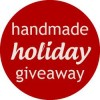 Holiday Giveaway button