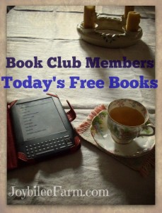 Book Club October 23rd