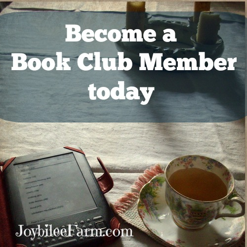 Book club member square