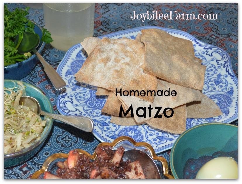Passover matzo