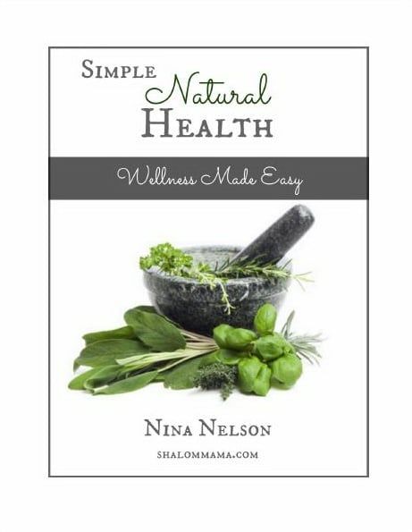 Simple Natural Health cover art