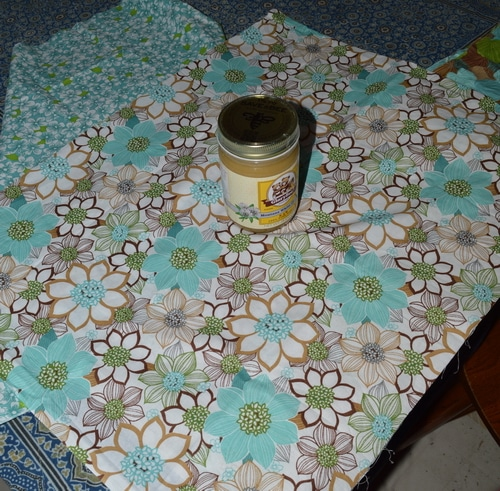 cloth gift wrap 1st step