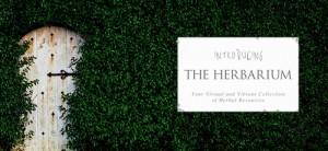 Herbarium door