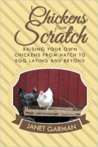 Chickens from scratch cover