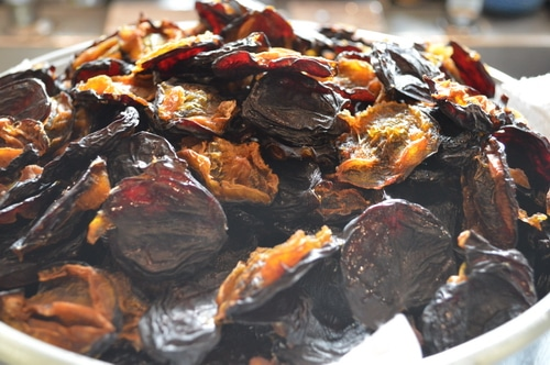 Make dried prunes from your Italian plums -- Joybilee Farm