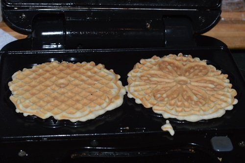 Pizzelles rose 4