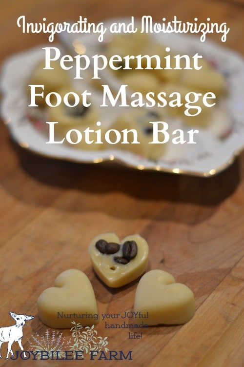 Winter dryness can exacerbate dry skin. A kind touch for brutally sore, cracked feet can be all the kindness a person needs. This lotion bar for those sore feet, will invigorate, refresh, and help with fungal issues.