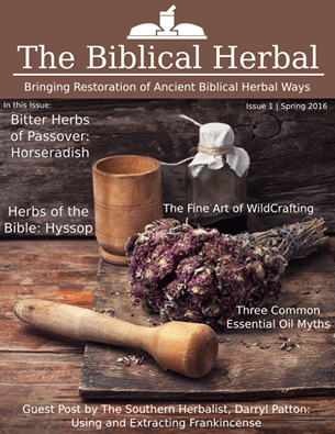 Biblical Herbal Magazine