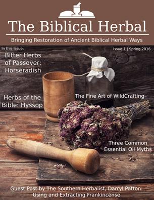 Biblical Herbal Magazine