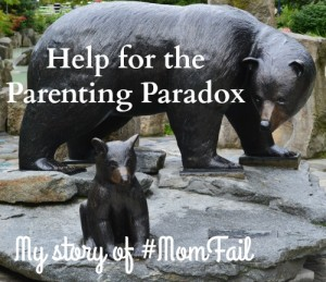 Help for the Parenting Paradox