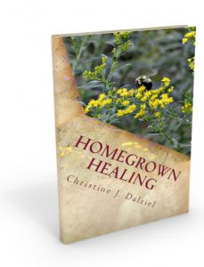 3D cover image homegrown healing