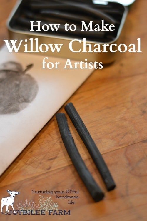 "Charcoal is one of the most widely used art mediums. Knowing how to make charcoal for drawing and sketching is a handy skill to have. Now you can make your own artist charcoal at home and gain the satisfaction of saying, ""I made it myself."" Plus your willow charcoal is of higher quality and more sustainable than anything you can buy at your artist supply store."