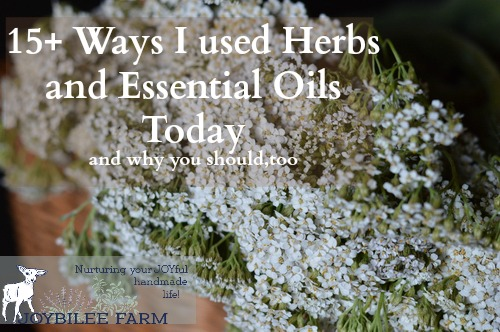 If you are considering switching to herbs and essential oils when SHTF but are not incorporating them into your lifestyle now, I hope you'll change your strategy. It's a learning process to gain the wisdom you need to effectively, consistently, and safely prepare herbal medicine and incorporate it into your lifestyle. Like all preparedness strategies, practice will teach you how to act intuitively in an emergency.