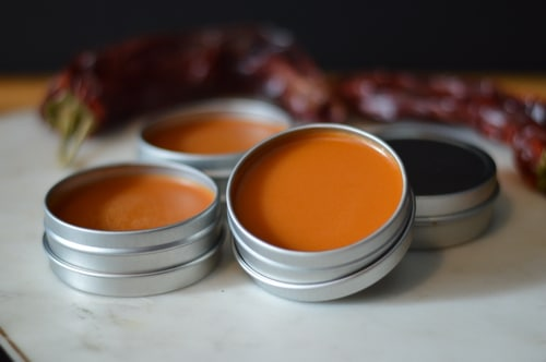 Cayenne Pepper -- Ginger -- St. Johns Wort Salve for aches, pains, inflammation, -- Joybilee Farm
