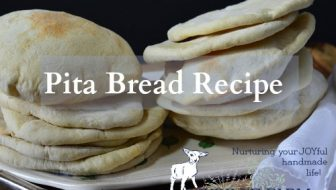 Best Pita Bread Recipe