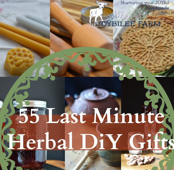 Herbal DIY gifts go a little deeper because they offer the gift of health and wellbeing plus good taste, affecting the whole body, mind, and emotions. If you are looking for a few last minute gifts let me save you the icy streets, the traffic jams, the waiting for a parking spot, the pushing through crowds of shoppers, the waiting in lineups to pay, or waiting for the parcel to arrive. Instead, open your herb cupboard and make these homemade herbal gifts this afternoon. You can thank me later.
