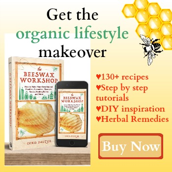 Get your total organic lifestyle makeover!