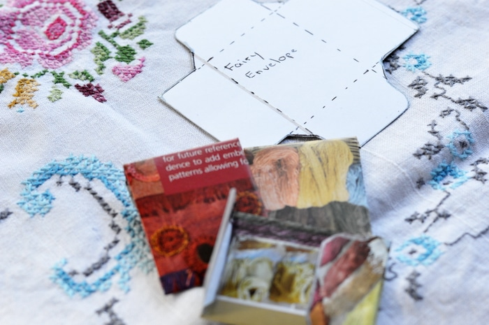Make these pretty DIY envelopes with glossy magazines, seed catalogs, or other upcycled paper. Use them in so many ways to bring JOY to your family. Grab the free templates so that you can customize the size of your envelopes.