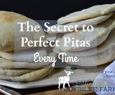 The Secret to Perfect Pitas