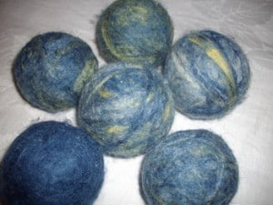 Wool Dryer Balls 5