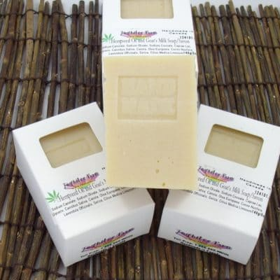 The World's Best Goat's Milk Soap that you can actually afford to buy
