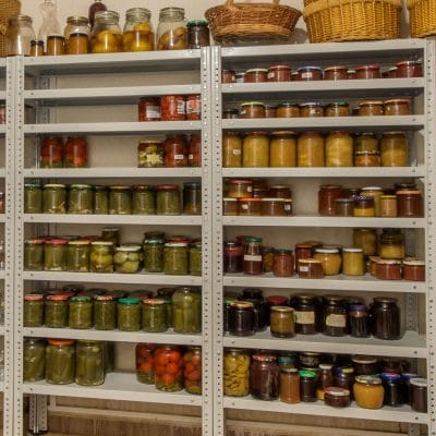 Food Preparation:  Winter Food Storage Basics