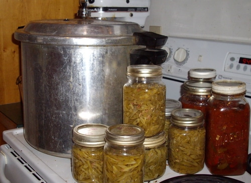 Tips for Successful Pressure Canning