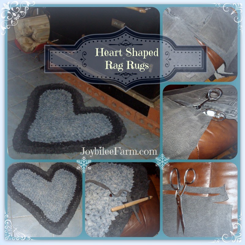 The Secret To Crocheting Flat Circular Oval Or Heart Shaped Rag