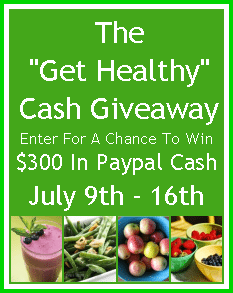 Healthy Living Cash Give Away