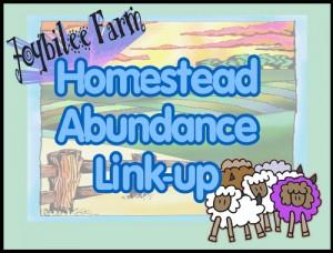 8 secrets for Living Debt Free and Homestead Abundance Link up 2