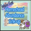 Homestead Abundance Celebration Tuesdays #1