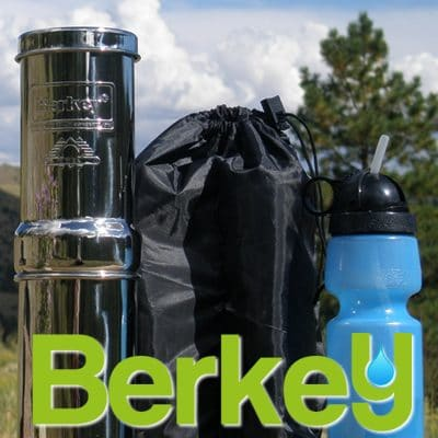 Fresh clean water for life – Berkey Water Filter Review and Giveaway