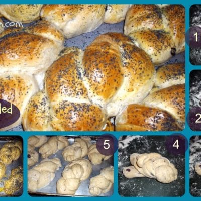 Home Baked Bread and Perfect Challah
