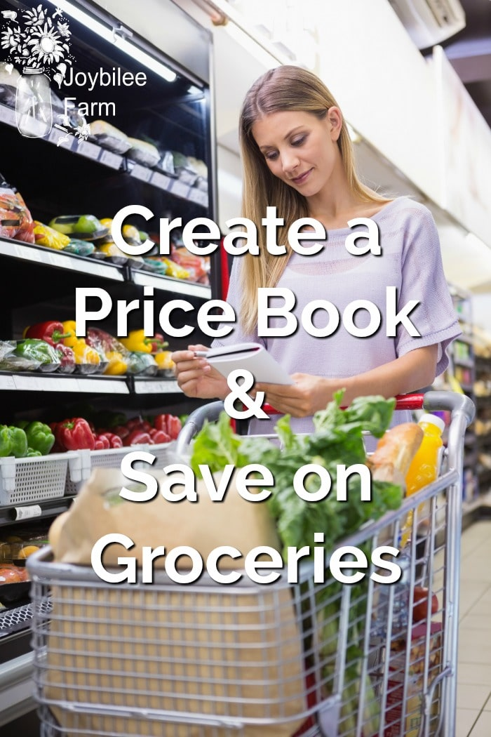 Learn how to make a price book and track both regular prices and sales in your area overtime, so you know a bargain when you see one.