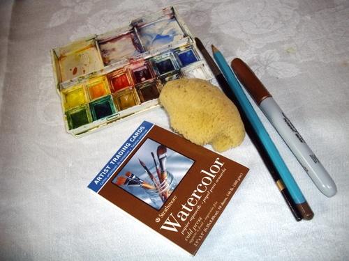 Creative spark 8 materials