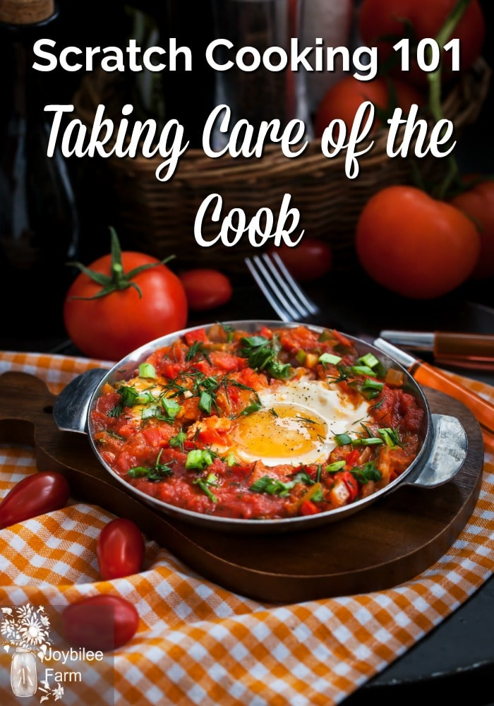 Egg dish with tomatoes freshly cooked in a pan