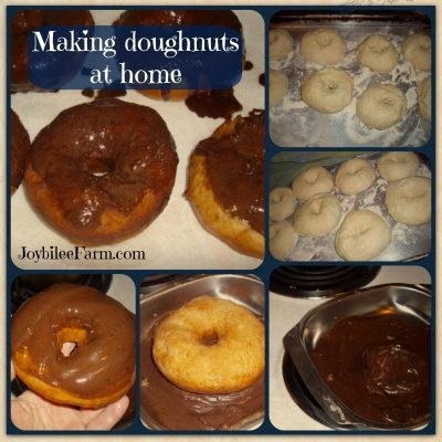 Lesson 7: How to make doughnuts at home