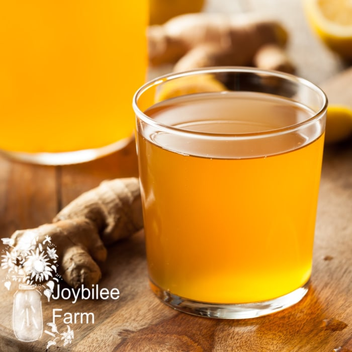 create kombucha flavors with herbs and spices