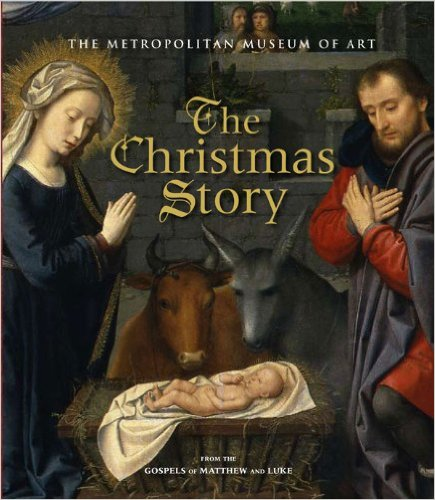The Christmas Story - a reading aloud favourite