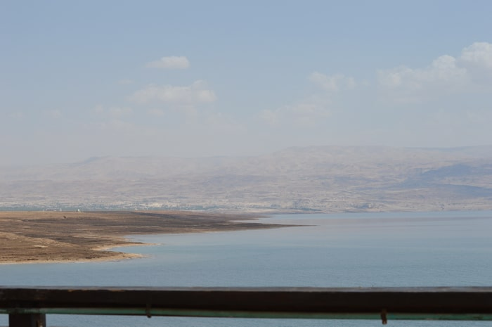 Dead Sea, Kalia Beach, Israel