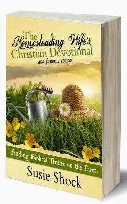 A devotional for Christian Homesteaders in review