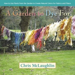 Gardening with natural dye plants?  Find inspiration here.