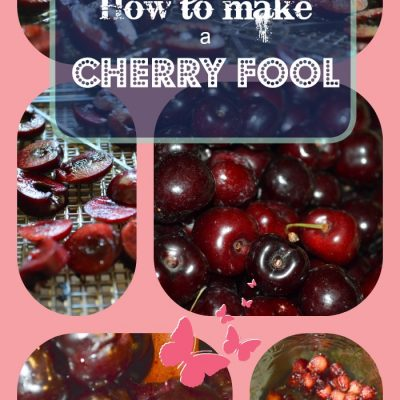 How to make a Cherry Fool